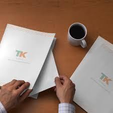 Custom Presentation Folders Vistaprint