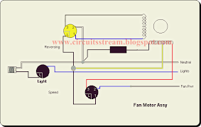 top types of ceiling fan circuit diagram circuitsan 2nd type of ceiling fan circuit diagram