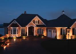 outdoor house lighting ideas. Full Size Of Exterior Big House In Appearance From Outdoor Lighting Installed As Long Patio Home Ideas E