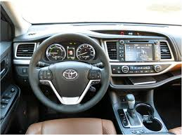 2018 toyota highlander hybrid. interesting hybrid 2018 toyota highlander hybrid interior photos to toyota highlander hybrid a