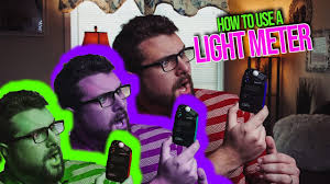 Using A Light Meter Using A Light Meter In 2018 One Misconception