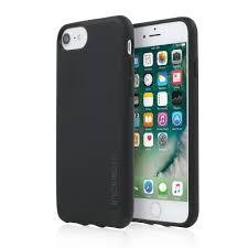 iphone 7 black case. incipio ngp iphone 7 case - black back/front angle v2 iphone