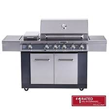 Beautiful Kitchenaid 5 Burner Gas Grill Outdoor To Design Inspiration