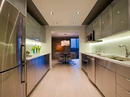 Modern Galley Kitchen Kitchen Sp0216 Rx Modern Galley Efficient Galley Kitchens Small