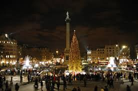 Trafalgar Square Christmas Tree - Guide London