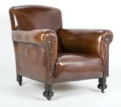 Chair Vintage Leather Club Chairs Antique Club Chair Cigar Chair