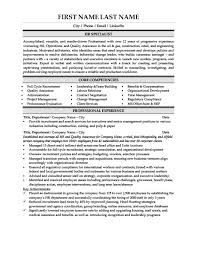 Hr Specialist Resume Template Premium Resume Samples Example