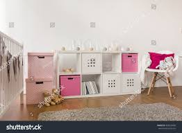 Picture Modern Kids Storage Furniture Baby Stock
