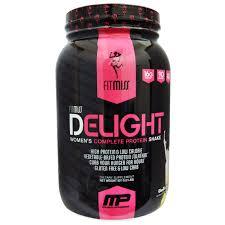 fitmiss delight women s plete protein shake vanilla chai 2 lbs 907