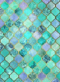 Blue Pattern Wallpaper Beauteous Blue Pattern Wallpaper ♡Isabellas Mini Magazine♡ Pinterest