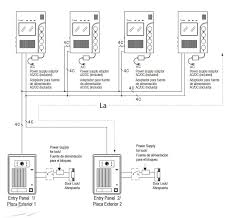 door entry phone wiring diagram door image wiring wiring diagram bpt intercom system jodebal com on door entry phone wiring diagram