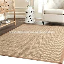 china commercial wall to sisal grass carpet loop pile for office rugs
