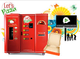Vending Machine Pizza Simple Freshly Baked Pizzasfrom A Vending Machine Serious Eats