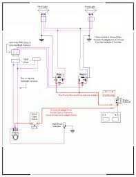 a bright idea diy headlight harness and here is a typical wireing diagram for a relay harness