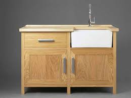free standing kitchen sink cabinet diy