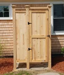 outdoor shower ideas outdoor showers designs cedar outdoor shower ideas for beach house