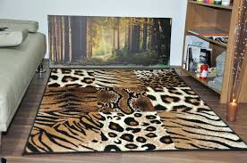 farm animal area rugs baby animal area rugs zebra print area rugs canada full image for fascinating white leopard print rug 80 black and white animal print