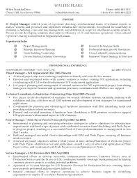 Pmp Resume