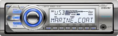 sony cdx m60ui marine receiver at crutchfield com
