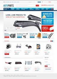 auto parts website template virtuemart template auto parts store 33676