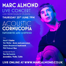 <b>Marc Almond</b> News