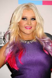 Body Hair Style celebrity hairstyles christina aguilera your body hairstyle 5612 by wearticles.com