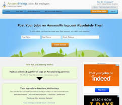 Job Postings Online Free Resume Examples