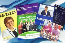 Scottish Parliament Election 2016 ...