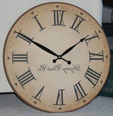 Big Kitchen Wall Clocks Home Design Country Style Kitchen Cabinets Wikipen Regarding 87