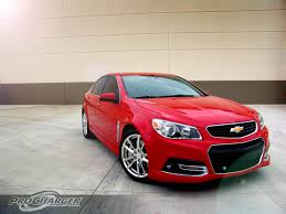 New ProCharged Chevy SS Sedan, Packing 610+ HP | ProCharger