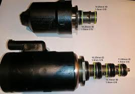 mercedes benz abc system troubleshooting guide abc system the main control valves y1 y3 in schematic lower valve in picture is a 3 position valve in the outer position it allows fluid to enter the strut
