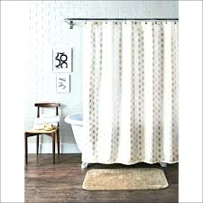 curtains inches long inch wide living room print shower curtain liner 90 black drop inc