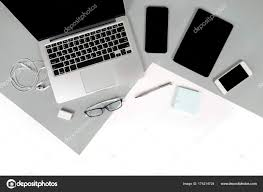 office desk laptop computer notebook mobile.  Office Flat Lay Photo Of Office Table With Laptop Computer Notebook Digital  Tablet Mobile And Desk Laptop Computer Notebook Mobile H