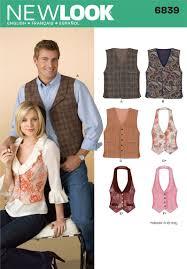 Womens Vest Sewing Pattern Unique Inspiration Design