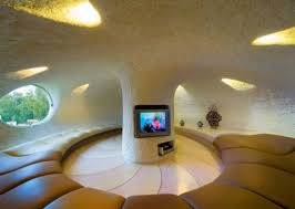 unique house interior design. the tv room - unique snail house and interior design s