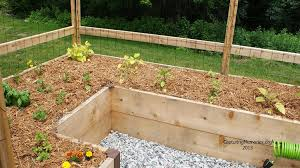 deer proof garden. Amazon.com : Deer-proof Just Add Lumber Vegetable Garden Kit - 8\u0027x12\u0027 Raised Kits \u0026 Outdoor Deer Proof T