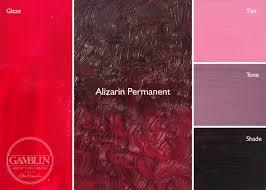 Artist Grade Oil Colors Gamblin Artists Colors