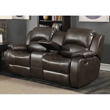 simmons lucky espresso reclining console loveseat. simmons lucky espresso reclining console loveseat