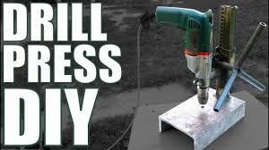 table top drill press best of homemade steel drill press stand plans