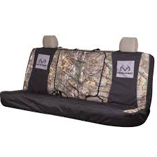 realtree bench seat covers le