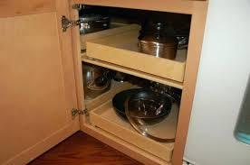 Blind Corner Cabinet Pull Out Shelves Pull Out Corner Cabinet Shelve Price Blind Corner Cabinet Sliding 18