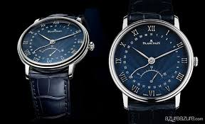 luxury watches for 2012 azureazure com known for its ultra luxury elegant watches blancpain was one of the few brands to offer his and hers sets at this year s baselworld