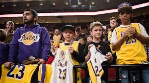Watch: Magic troll Lakers fans with 'bandwagon fan cam ...