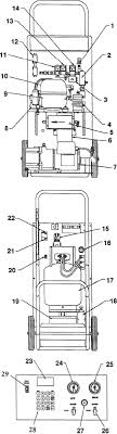 robinair 34700 r 134a recovery recycling unit parts before 0398 part description robinair 34700 recovery recycling unit parts diagram