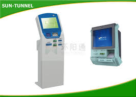 Vending Machine Information Amazing 48 Lcd Touch Screen Information Kiosk Vending Machine Ticket
