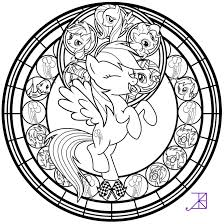 Stained Glass Coloring Pages 2 423 Best Stained Glass Coloring