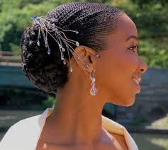 Coiffure Tresse Africaine Chignon Fashion Designs
