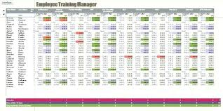 Free Employee Database Template In Excel Training Database Template Excel