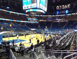 Amway Center Section 108 Seat Views Seatgeek