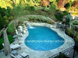 Small Picture Pool Garden Design Melbourne Modern Pool Landscape Design Ideas
